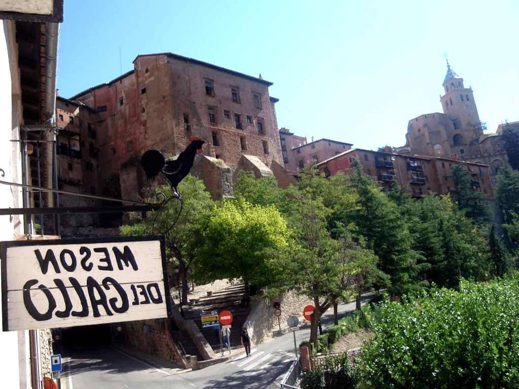 Hotel Mesón del Gallo Albarracín