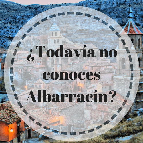 Que ver en Albarracín